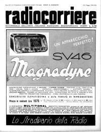 Anno 1940 Fascicolo n. 19