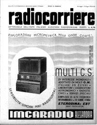 Anno 1940 Fascicolo n. 22