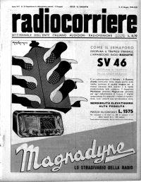 Anno 1940 Fascicolo n. 23