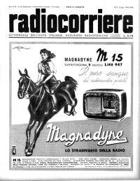 Anno 1940 Fascicolo n. 25
