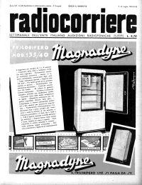 Anno 1940 Fascicolo n. 28