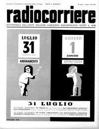Anno 1940 Fascicolo n. 31