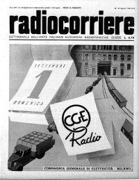 Anno 1940 Fascicolo n. 34