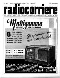 Anno 1940 Fascicolo n. 35