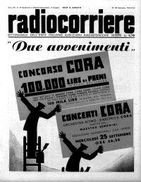 Anno 1940 Fascicolo n. 39