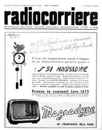Anno 1940 Fascicolo n. 42