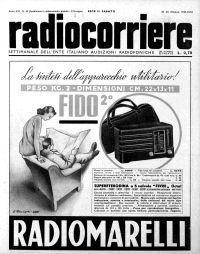Anno 1940 Fascicolo n. 43