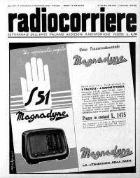 Anno 1940 Fascicolo n. 44