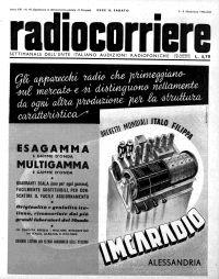 Anno 1940 Fascicolo n. 45