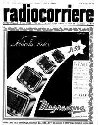 Anno 1940 Fascicolo n. 52