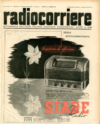 Anno 1941 Fascicolo n. 1