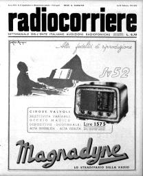 Anno 1941 Fascicolo n. 8