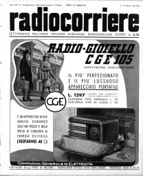 Anno 1941 Fascicolo n. 16