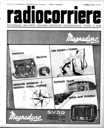 Anno 1941 Fascicolo n. 18