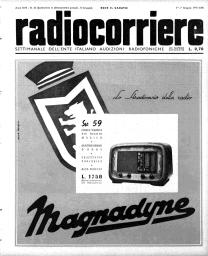 Anno 1941 Fascicolo n. 23