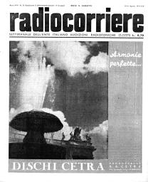Anno 1941 Fascicolo n. 33