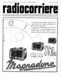 Anno 1941 Fascicolo n. 38