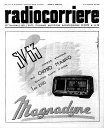 Anno 1941 Fascicolo n. 39