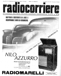 Anno 1941 Fascicolo n. 44
