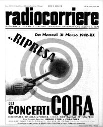 Anno 1942 Fascicolo n. 12