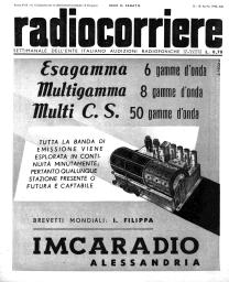 Anno 1942 Fascicolo n. 15
