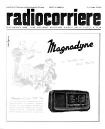 Anno 1942 Fascicolo n. 21