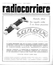 Anno 1942 Fascicolo n. 49
