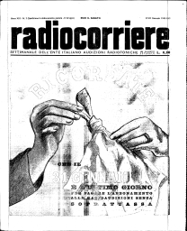 Anno 1943 Fascicolo n. 3