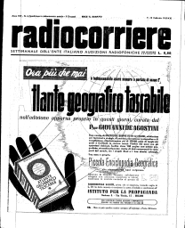 Anno 1943 Fascicolo n. 6