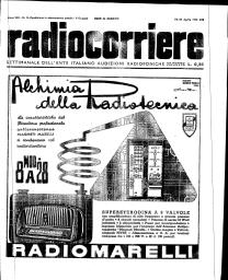 Anno 1943 Fascicolo n. 16
