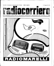 Anno 1943 Fascicolo n. 18