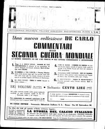 Anno 1943 Fascicolo n. 19