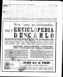 Anno 1943 Fascicolo n. 23