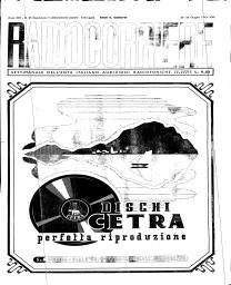 Anno 1943 Fascicolo n. 25