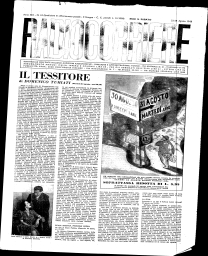 Anno 1943 Fascicolo n. 34
