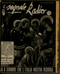 Anno 1944 Fascicolo n. 18
