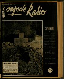Anno 1945 Fascicolo n. 4