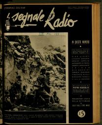 Anno 1945 Fascicolo n. 8