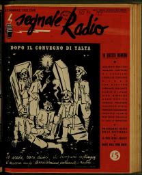 Anno 1945 Fascicolo n. 9