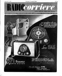 Anno 1946 Fascicolo n. 17