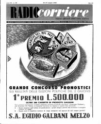 Anno 1946 Fascicolo n. 19