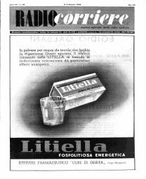 Anno 1946 Fascicolo n. 22