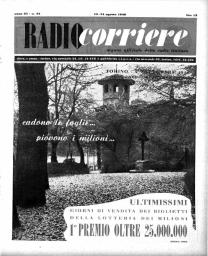 Anno 1946 Fascicolo n. 33