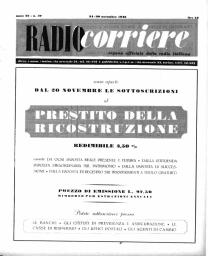 Anno 1946 Fascicolo n. 47