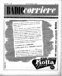 Anno 1946 Fascicolo n. 50
