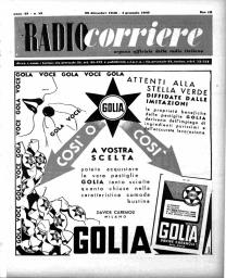 Anno 1946 Fascicolo n. 52
