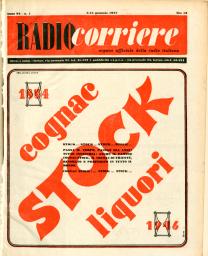 Anno 1947 Fascicolo n. 1