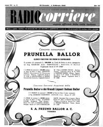 Anno 1947 Fascicolo n. 4