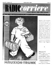Anno 1947 Fascicolo n. 11