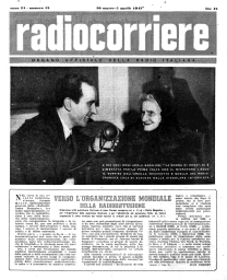 Anno 1947 Fascicolo n. 13
